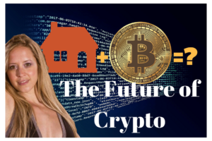 AREN 033: HOW CRYPTOCURRENCY AND BLOCK CHAIN WILL CHANGE THE FUTURE OF REAL ESTATE WITH NICOLE SPENCER