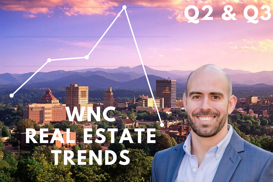 ASHEVILLE NC REAL ESTATE MARKET TRENDS JULY 2018 | AREN 51