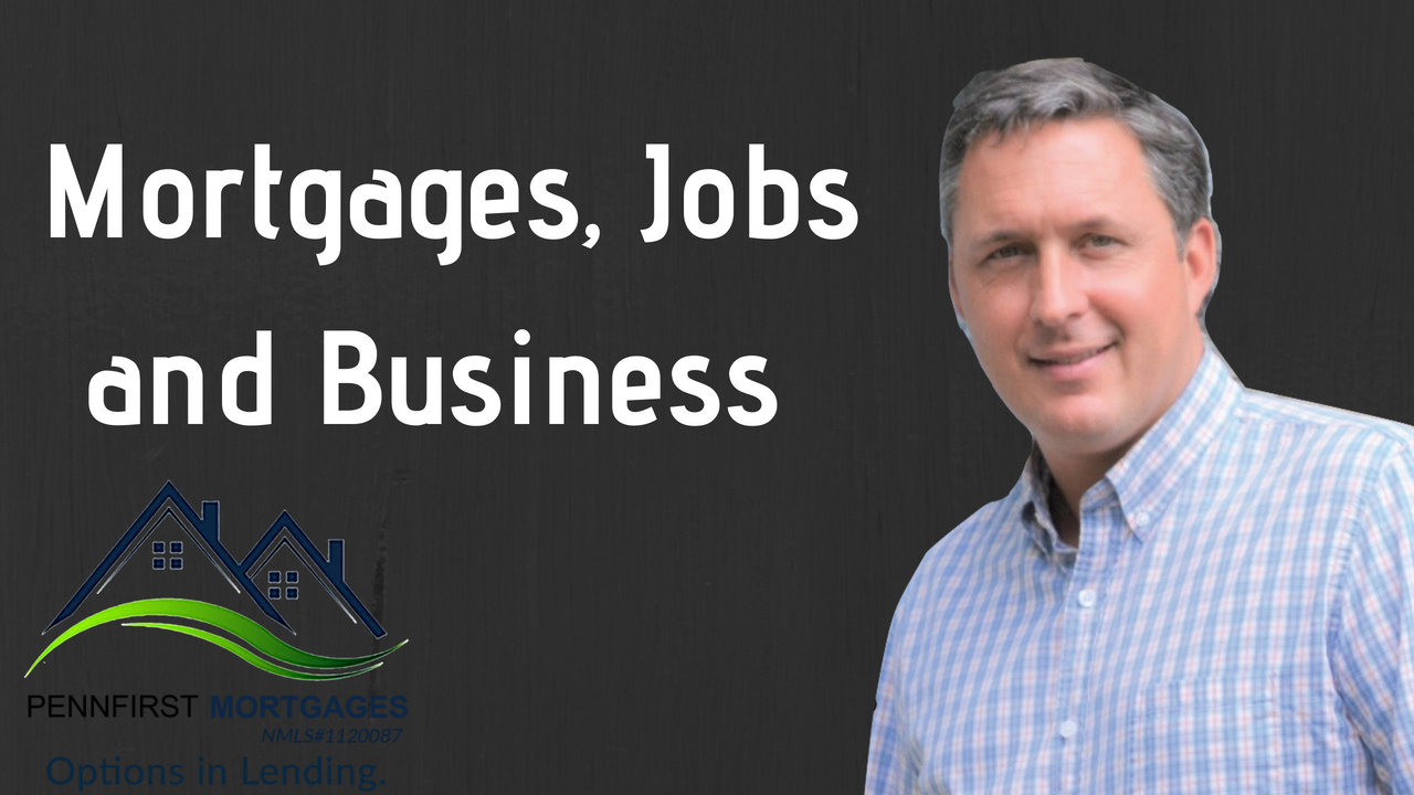 STARTING A BUSINESS IN ASHEVILLE (Mortgages & Jobs) | AREN 55