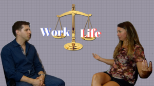 A PRIVATE COACHING SESSION ON WORK LIFE BALANCE | AREN 56