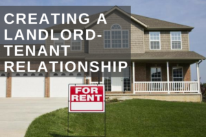 Glen Person – Tenant Landlord Relationships