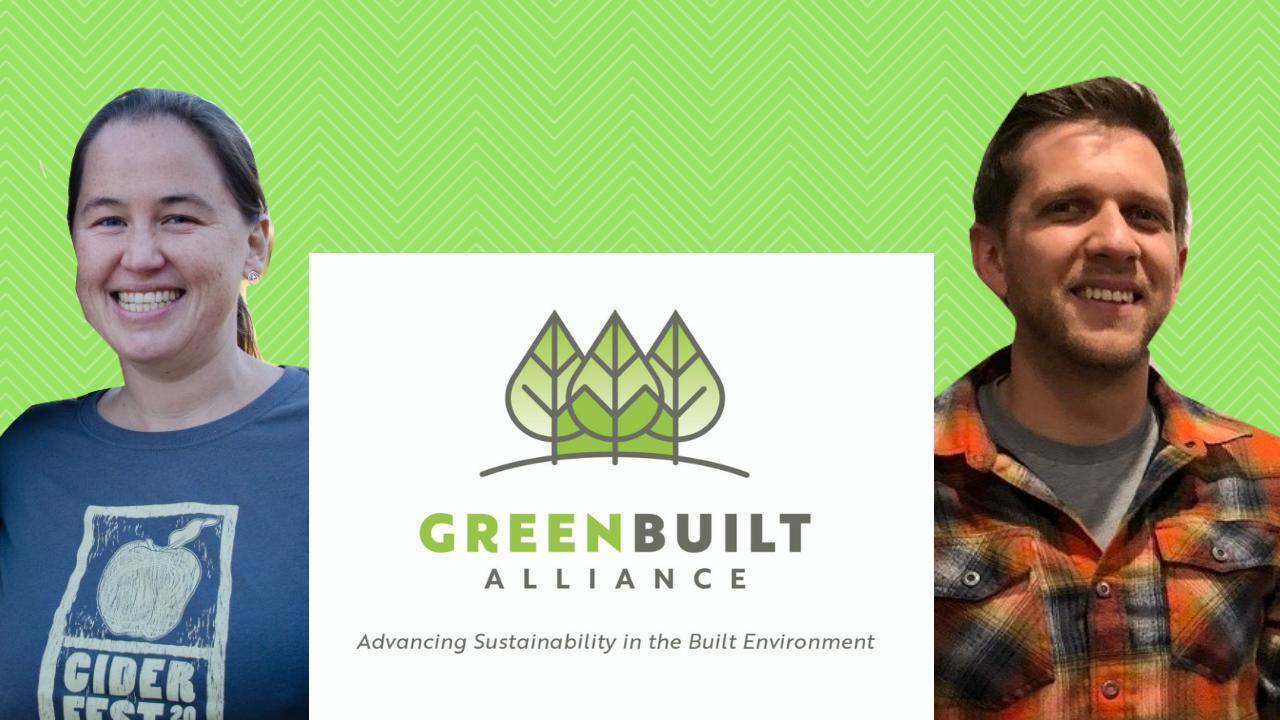 THE GREEN BUILT ALLIANCE | AREN 71